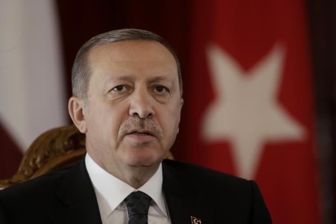 اردوغان هوشونو ایتیردی