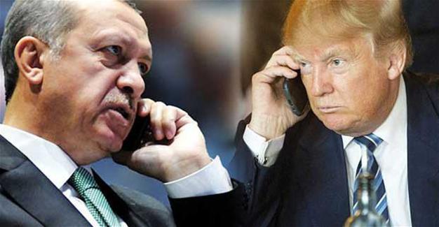 Эрдоган и Трамп обсудили Сирию