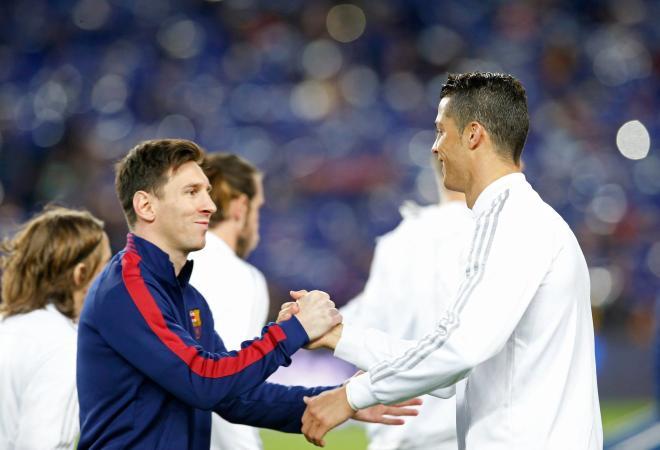 Роналду: Месси нуждается в соперничестве со мной