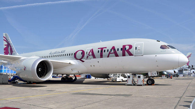 Qatar Airways сократила полеты в Иран