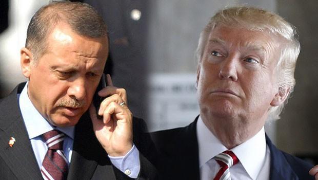 آمریکایا ۸۰۰ میلیون اؤددیک: ترامپا اینانیرام - اردوغان