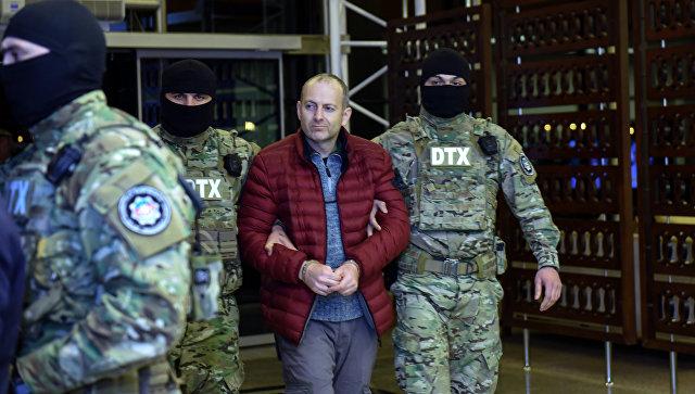 Экстрадиция Лапшина пока невозможна - адвокат