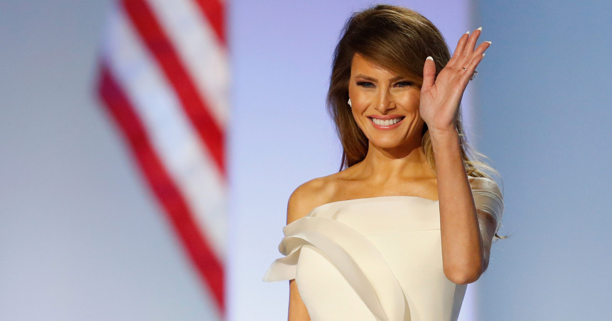 US first lady cancels campaign rally over coughing