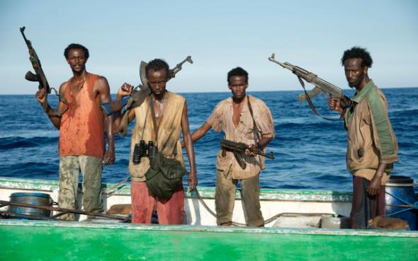Pirates attacked ship, hostaged the crew
