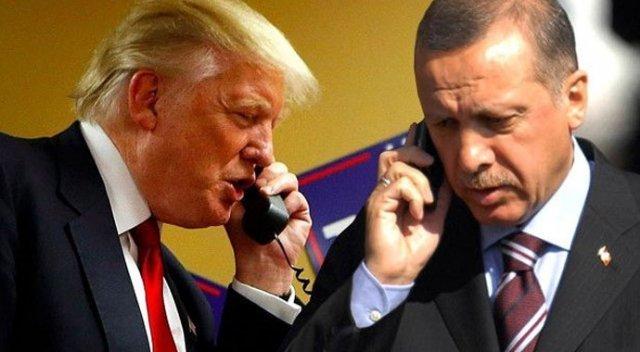 Эрдоган намерен обсудить с Трампом ситуацию в Сирии