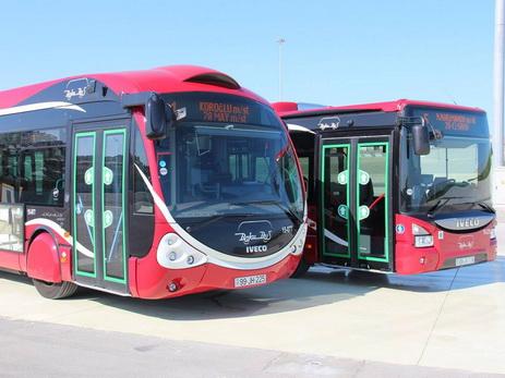 Меняется график работы автобусов на экспресс-линиях