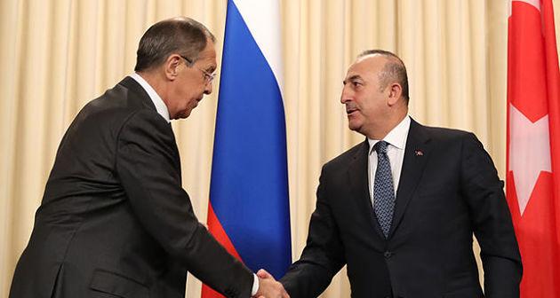 روسییا، تورکییه و ایران سورییا ایله باغلی راضیلاشدی - بیانات