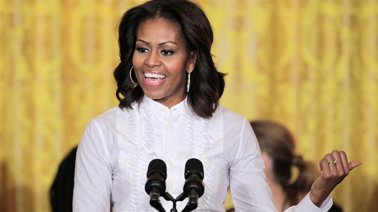 Мишель Обама поддержала Грету Тунберг