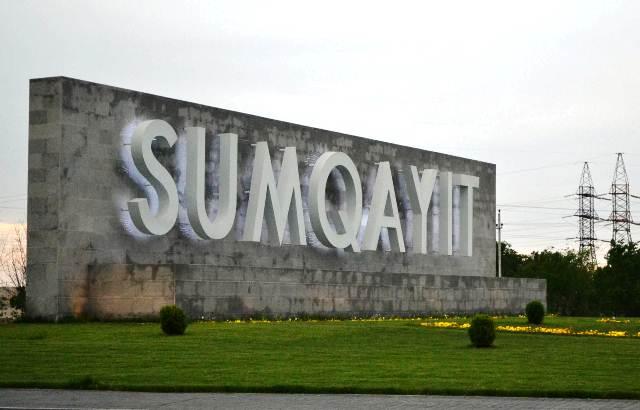Sumqayıt yenə ən çirkli şəhər oldu