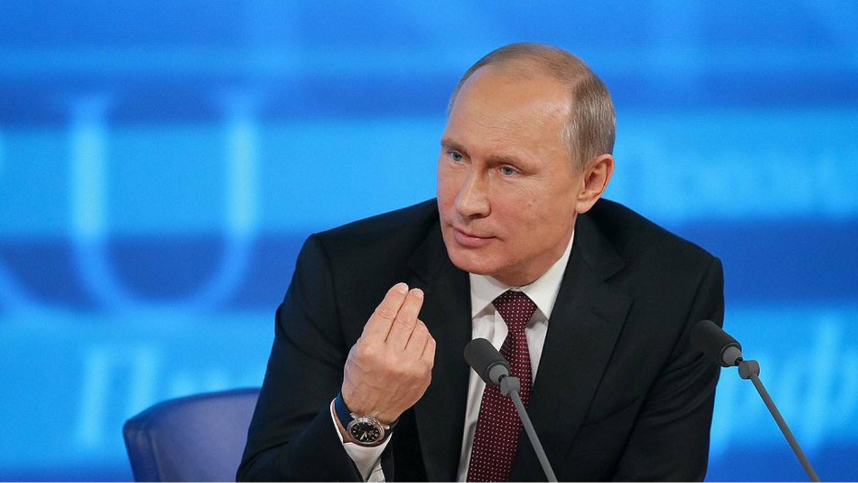 پوتین روسییانین پریوریتئتینی آچیقلادی