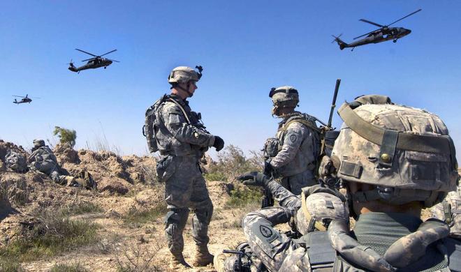 ABŞ səfirliyi və bazanı boşaltdı: İranla savaş başlayır?