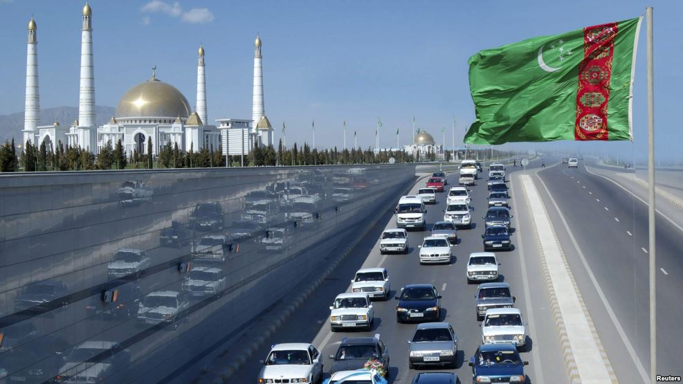 Turkmenistan holds discussions with UN