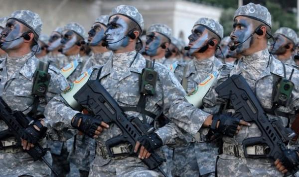 Наши военные отправятся на международные игры-2019
