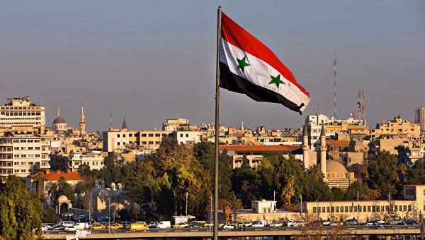 В центре Дамаска провели день без автомобилей