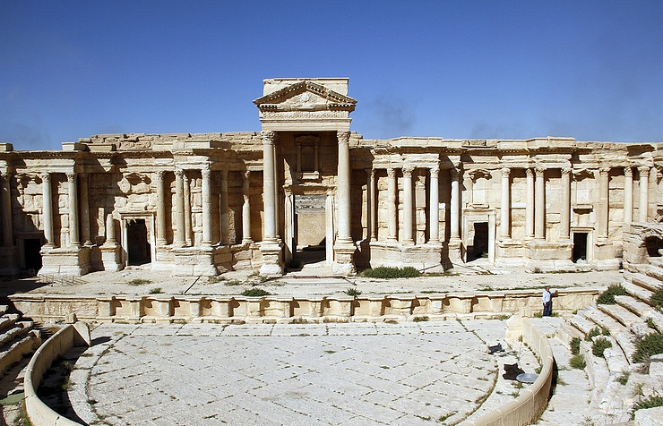 سورییا اوردوسو پالمیرانی گئری قایتاریر