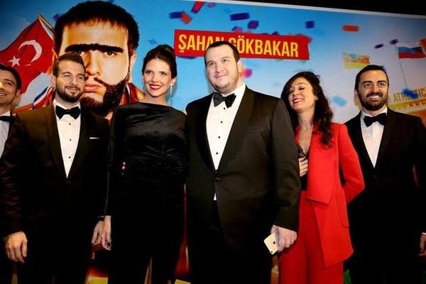 """Qalmaqallı """"Rəcəb İvedik"""" təqdim edildi"""