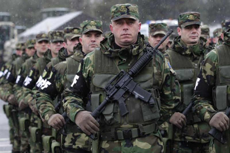 Parlament qərar verdi: Kosova ordu yaradır