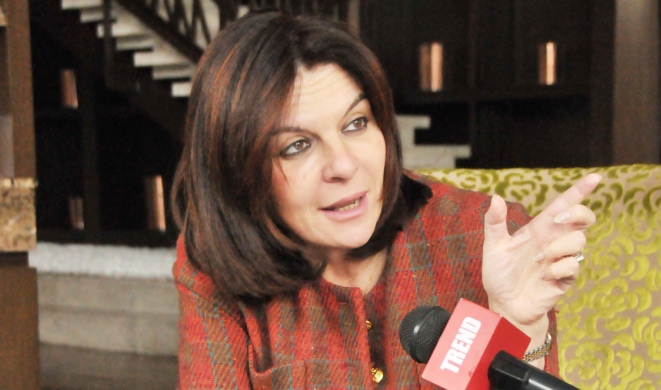 Натали Гуле: Надо ввести эмбарго против Армении