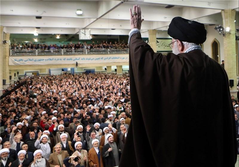 آمریکا ایراندا قارشیدورما پلانی حاضیرلاییر-خامنه ای