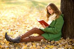 Put down the tablet; pick up a book