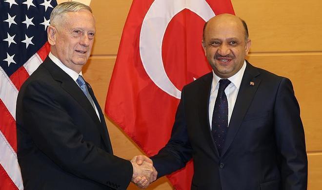 Turkey-US start talks on sanctions against Iran