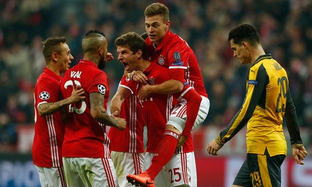 """""""Bavariya"""" darmadağına sevindi: 5-0..."""