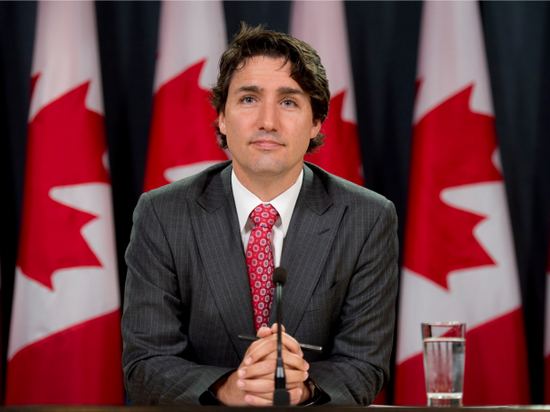 "Justin Trudeau: ""Absolutely, I'm a feminist"""