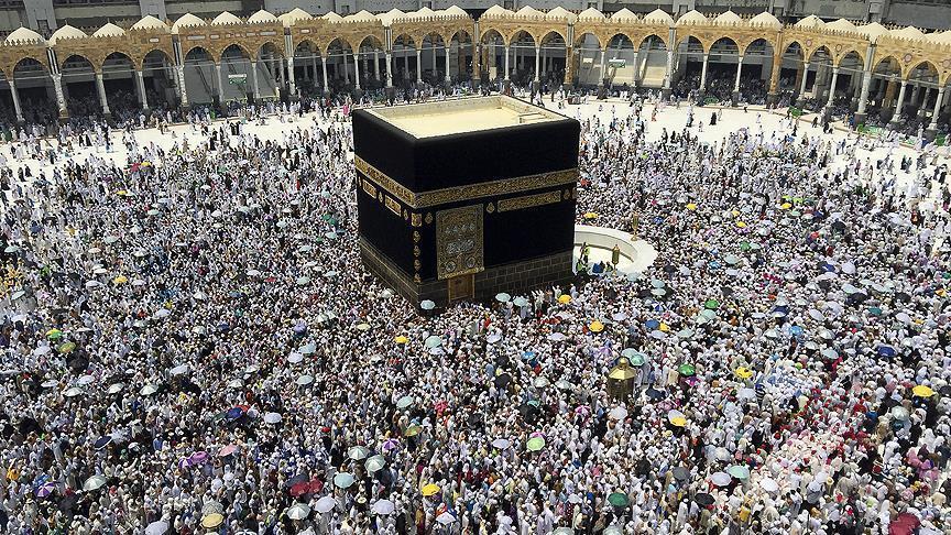 Saudi Airways не может забрать паломников из Катара