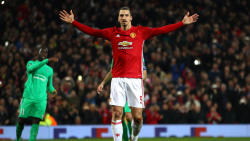 Giving up is not an option - Ibrahimovic