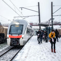 New freight train route connects China and Russia