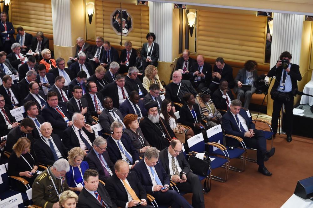 Leyla Aliyeva at Munich Security Conference -