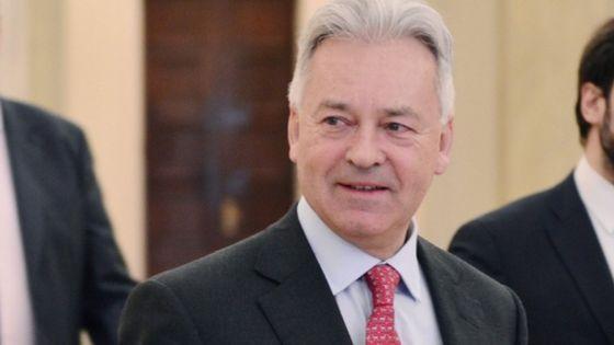 Замглавы МИД Британии подал в отставку