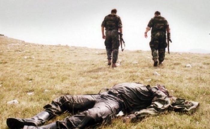 Тело армянского солдата обнаружено на посту