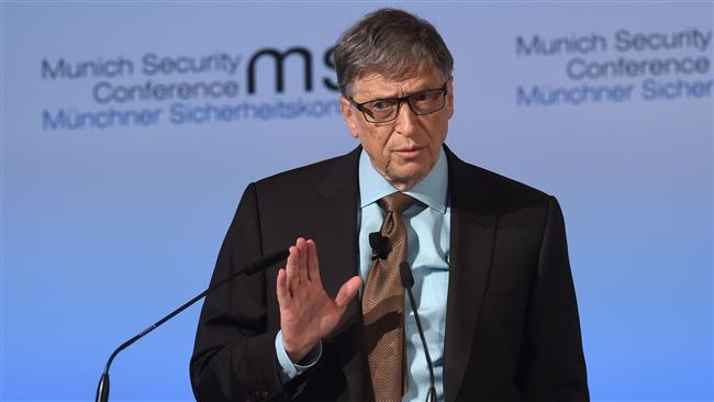 Bill Gates announced the end of the pandemic