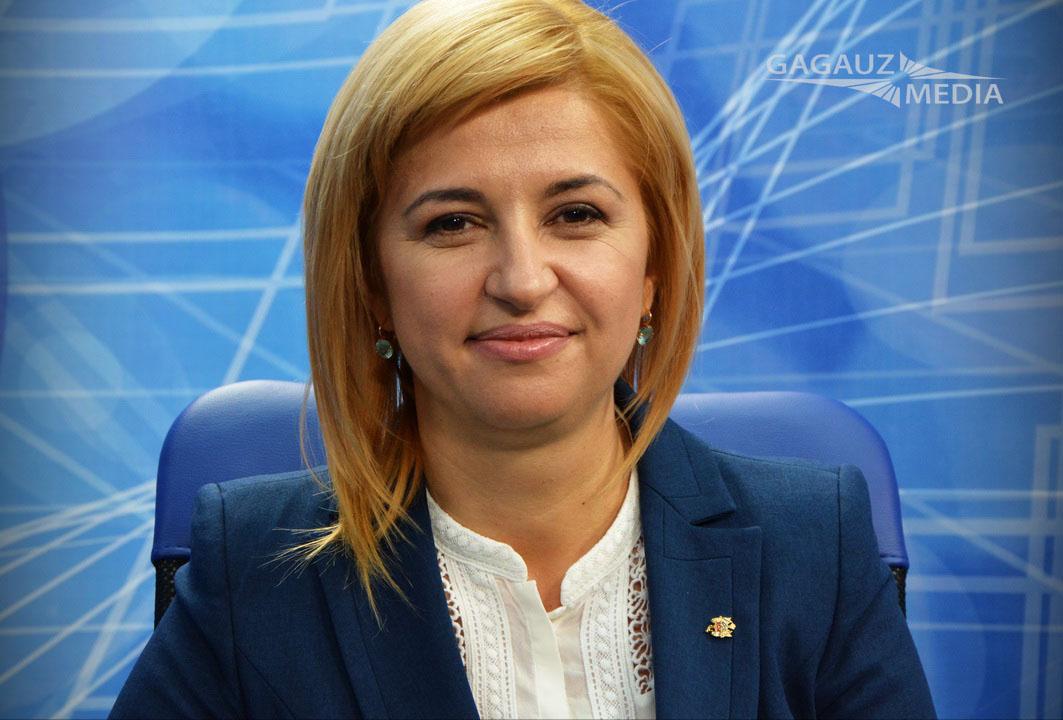 گاگاوزلارین خانیم لیدری: اردوغانی گؤزلییریک