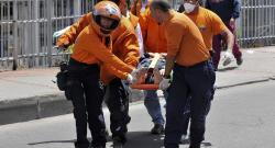 Kolumbiyada partlayış: 1 ölü, 31 yaralı