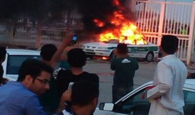 İranda kütləvi aksiya: istefa çağırışları başladı - Video