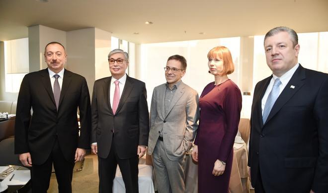İlham Əliyev Ərdoğanla Putini barışdırmasından danışdı