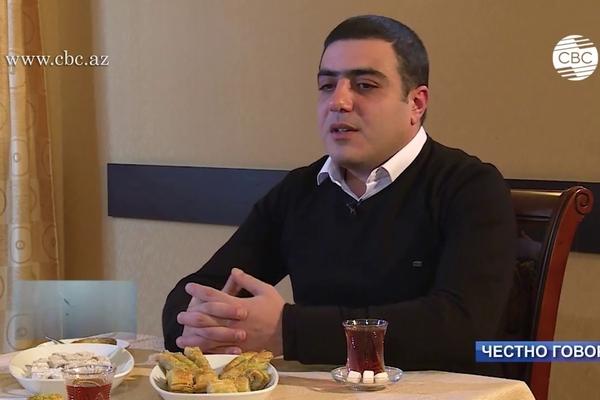 """Sergey Culakyan: """"Ermənilərə Qarabağ lazım deyil"""""""