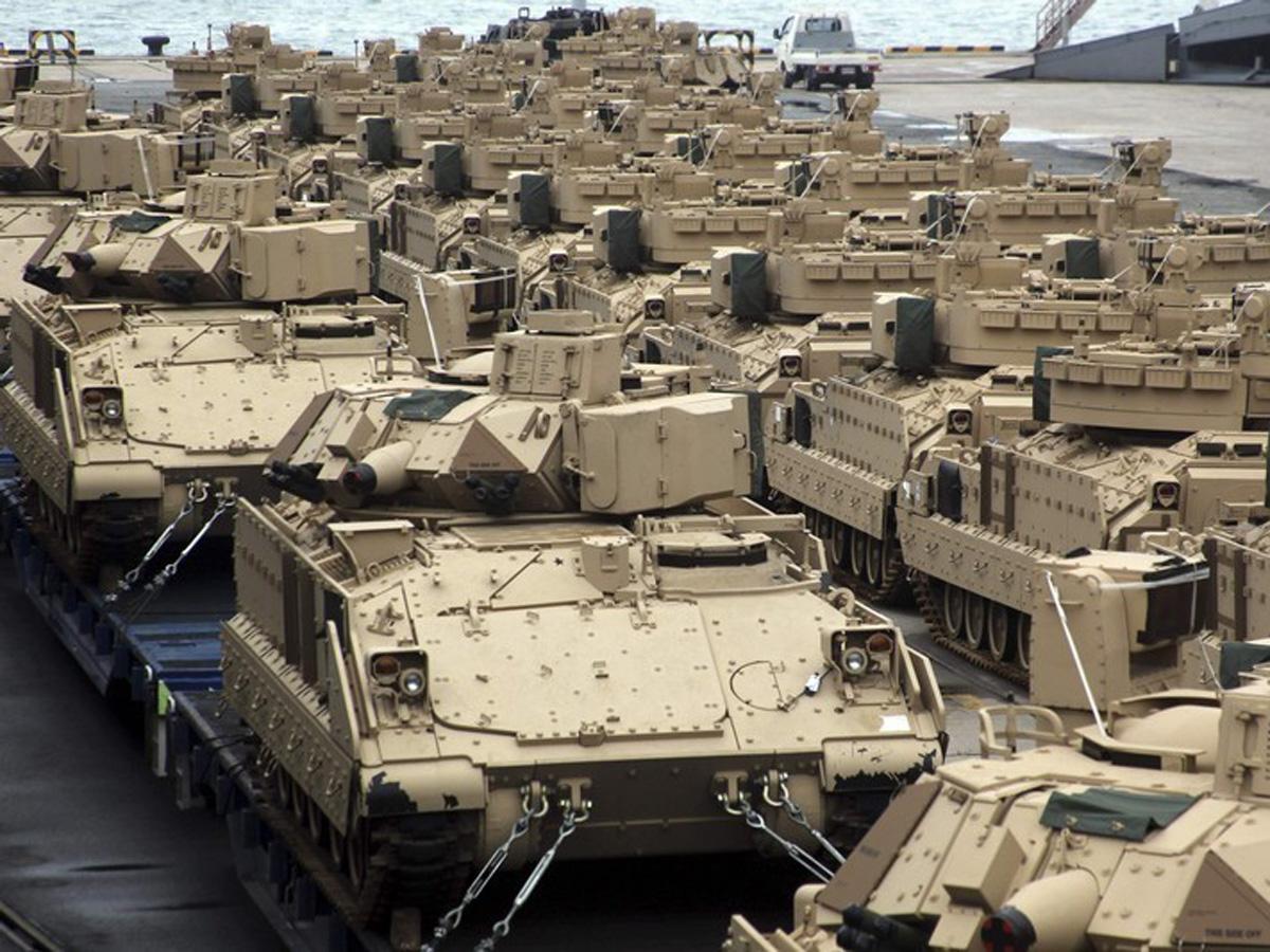 Ən böyük hərbi büdcəyə malik ölkələr - Siyahı