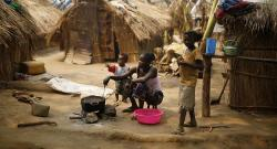 African refugees affected by food assistance cuts