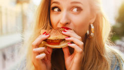 Effects of fast food on human body