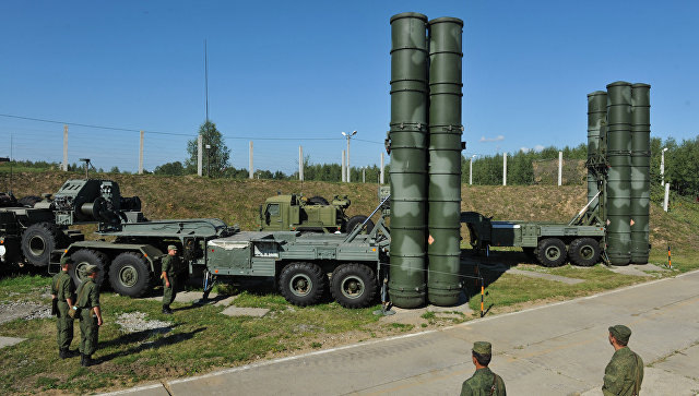 'Russian S-400 better than American Patriot system'