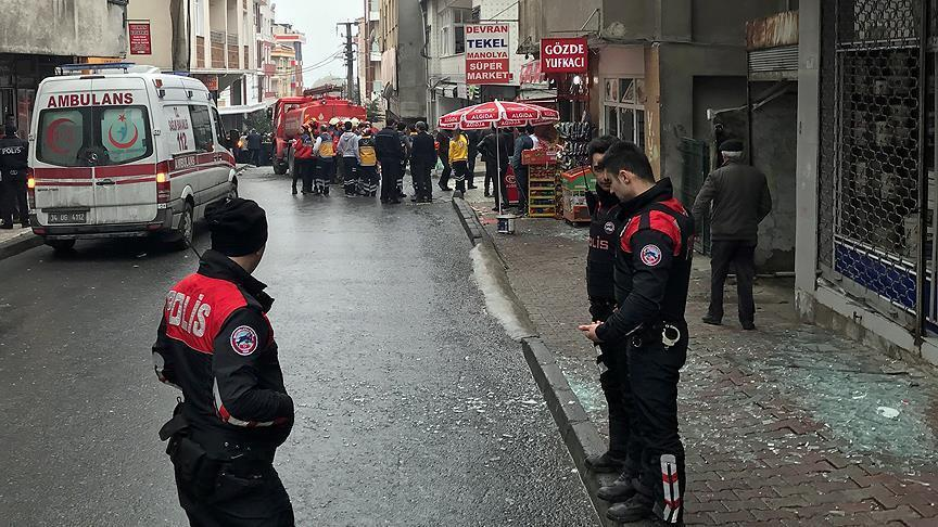 5 injured as a result of an armed incident in a hotel in Turkey