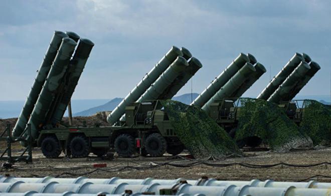 İsrail Türkiyəyə gələn S-400-ləri izləyir - Foto