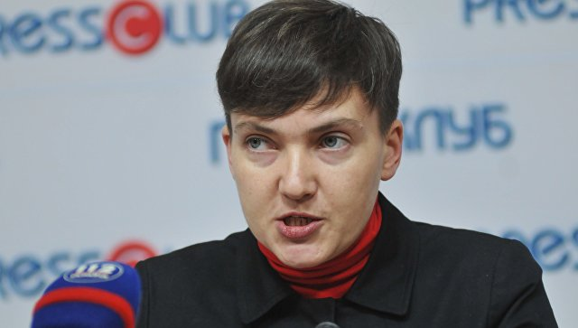 Not Poroshenko, but Zelenski seeks ways - Savchenko