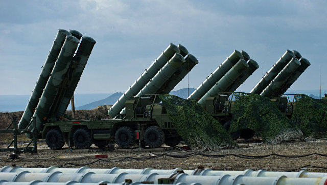 روسییا بو اؤلکهیه اس-۴۰۰-لری اوجوز ساتاجاق