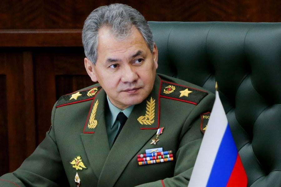 Россия прекратила производство 12 видов вооружения - Шойгу