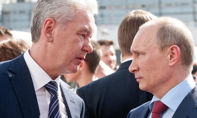 Sobyanin qalib gəldi, Putin təbrik etdi