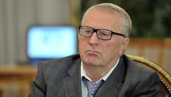 Жириновский назвал конкурентов на президентских выборах